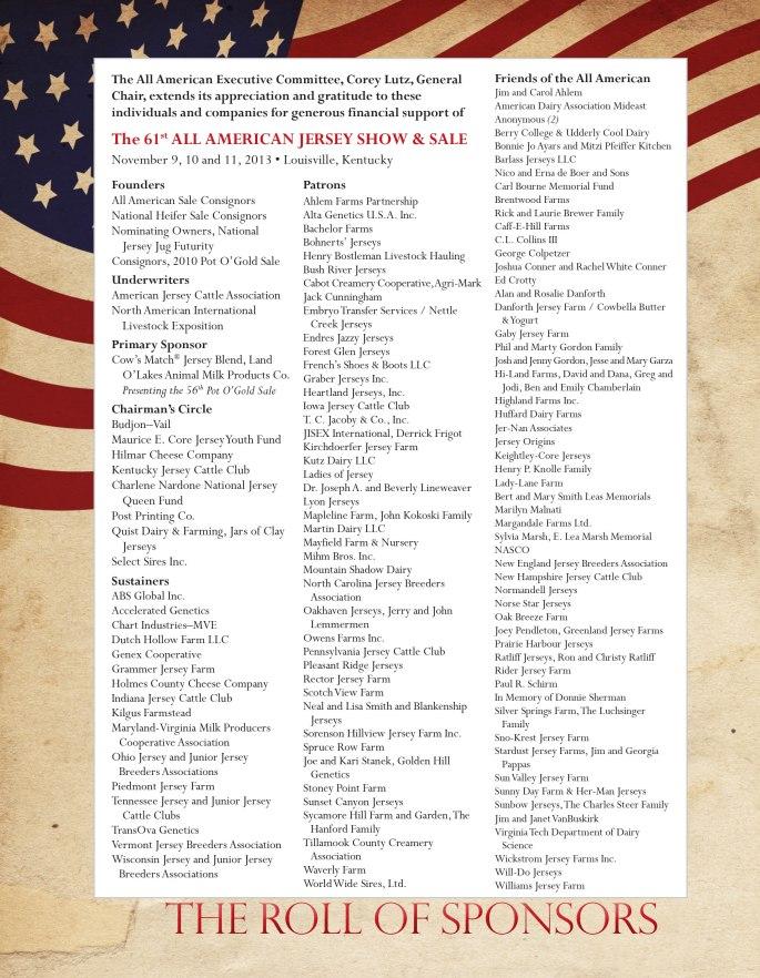 13_Sponsor Honor Roll Catalog