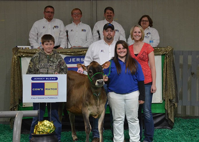 Lot 15 was consigned by Brian and Heidi Lantzky, IA and was bought by Ryan Lawton, NY.
