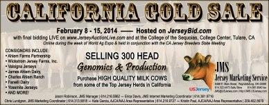 CA Gold Sale