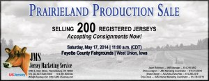 Prairieland Banner