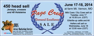 PageCrest Sale