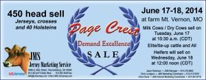 PageCrest Sale
