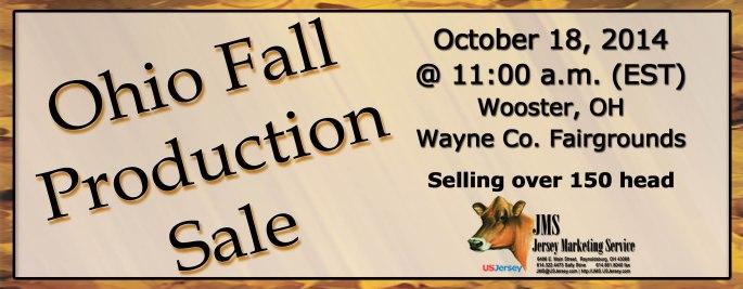 Ohio Fall Sale