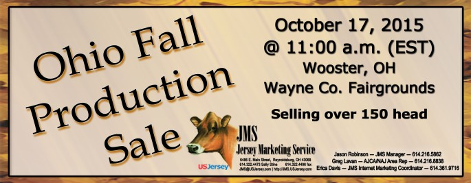 Ohio Fall Sale