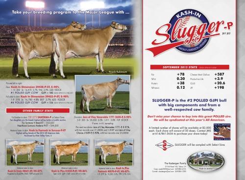 Rancho Teresita Dairy_Slugger