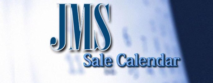 CLICK ON BANNER FOR SALE CALENDAR ON JMS WEBSITE