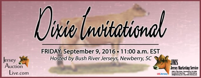 DIXIE INVITATIONAL - Click on Banner for Catalog