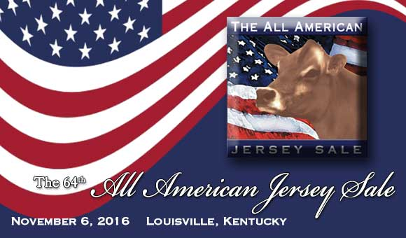 All American Jersey Sale - November 6, 2016 at 4:30 p.m. (EST)